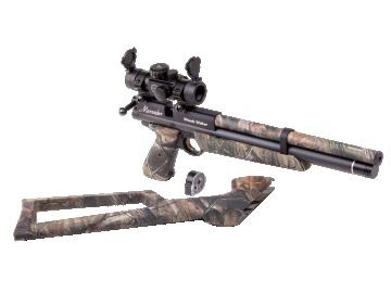Benjamin Marauder Woods Walker PCP Air Pistol