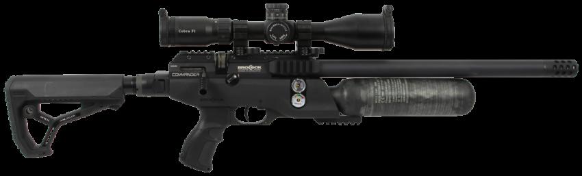 Brocock Commander Hi-Lite .177 Air Rifle