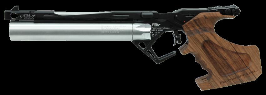 FWB P8X Air Pistol w/ Large Grip