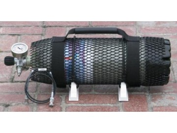 Great White 550 Cu In/97 Cu Ft 4500 PSI Tank