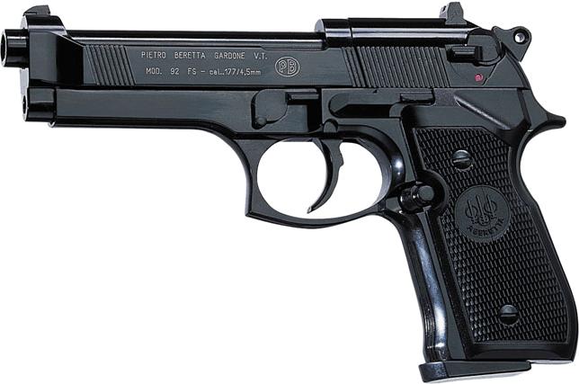 Beretta 92FS Black