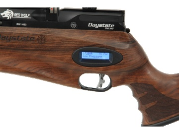 Daystate Red Wolf Walnut High Power