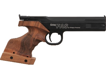 FAS 6004 Match .177 Pistol-Medium Grip