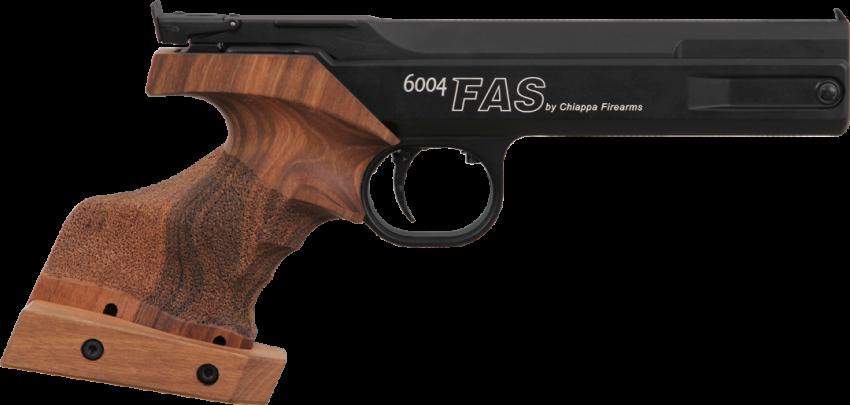 FAS 6004 Match .177 Pistol-Medium Grip
