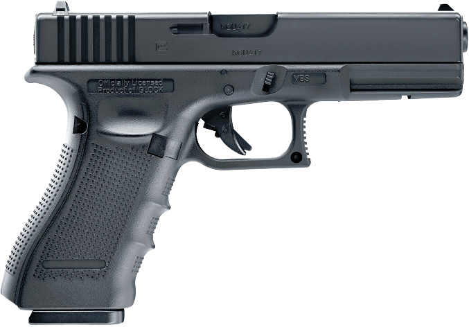 Glock 17 CO2 BB Pistol