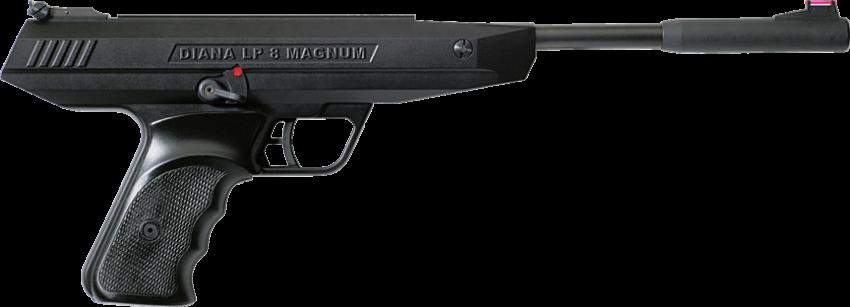 RWS LP8 Magnum .177