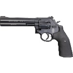 Smith & Wesson Blued Revolver