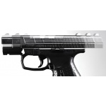 Walther CP99 Compact BB CO2 Pistol – Black