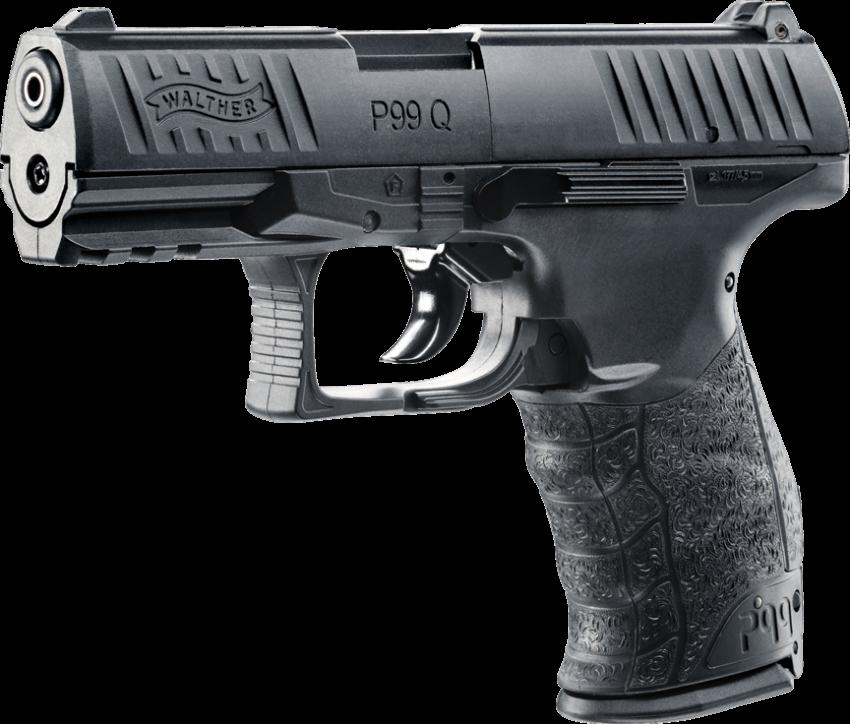Walther PPQ-P99 Pellet-BB Pistol