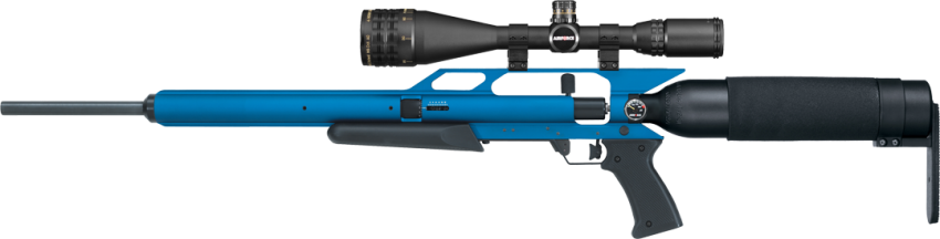AirForce Airguns Condor Blue Spin-Loc