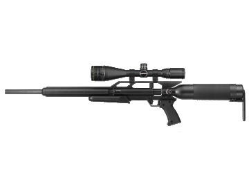 AirForce Airguns Condor Black Spin-Loc