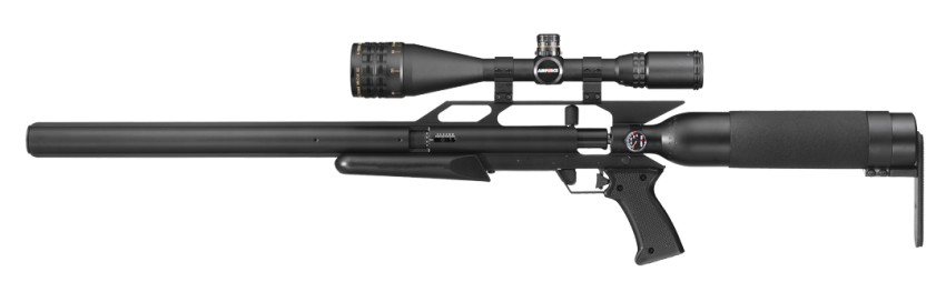 AirForce Airguns Condor SS Black Spin-Loc