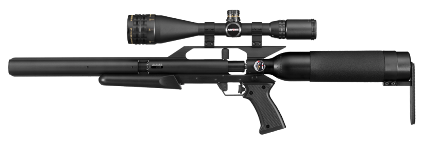AirForce Airguns Talon SS Black Spin-Loc