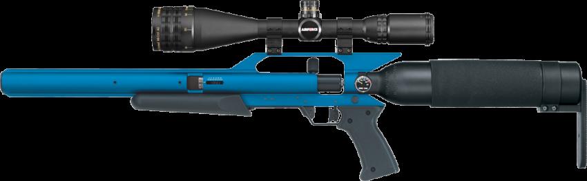 AirForce Airguns Talon SS Blue Spin-Loc