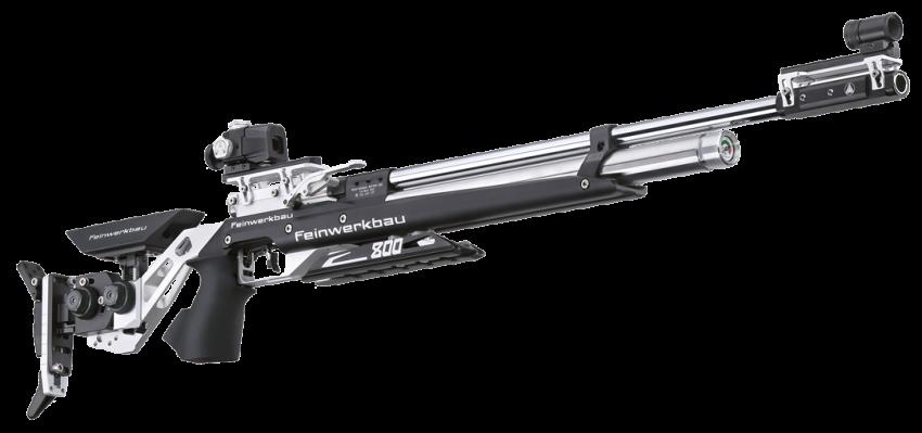 Feinwerkbau (FWB) 800 Aluminum Silver/Black