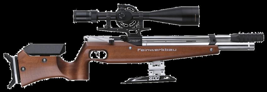 Feinwerkbau (FWB) 800 Basic Field Target 15 ft/lbs