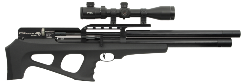 FX Wildcat MkII Synthetic Precharged Air Rifle