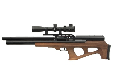 FX Wildcat MkII Walnut Precharged Air Rifle