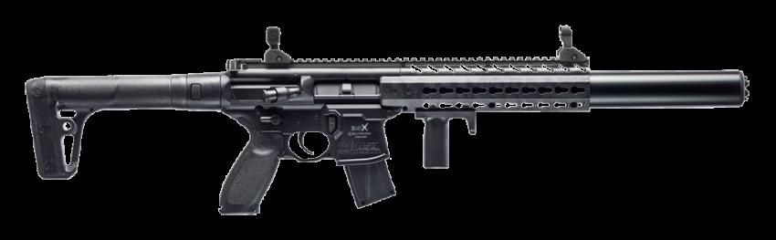 SIG Sauer MCX .177 Black CO2 Air Rifle