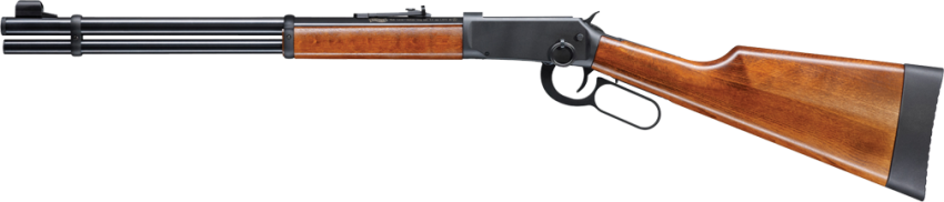 Walther Lever Action CO2 Rifle - Black