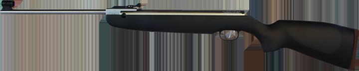 Weihrauch HW50S Stainless Look Air Rifle