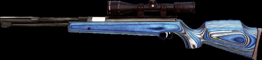 Weihrauch HW97K Blue Laminate